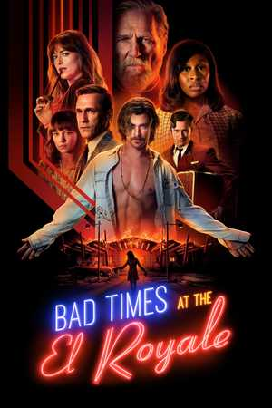 Bad Times at the El Royale - Crime, Thriller