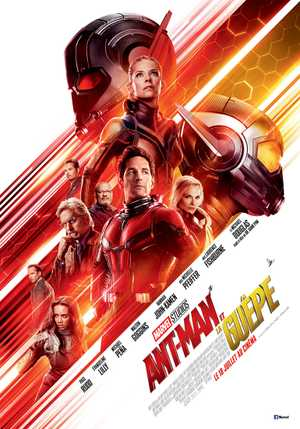 Ant-Man and the Wasp - Action, Adventure