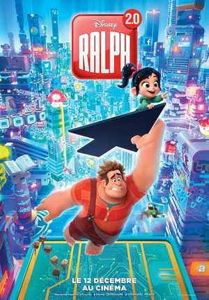 Ralph Breaks the Internet: Wreck-It Ralph 2 - Animation (modern)