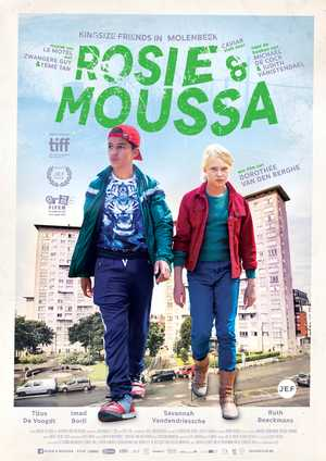 Rosie & Moussa - Family