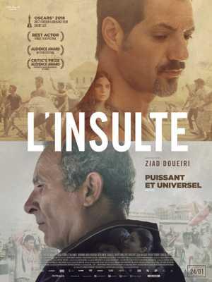 L'Insulte - Drama