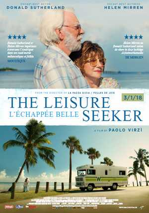 The Leisure Seeker - Comedy, Adventure, Drama