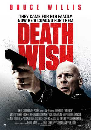 Death Wish - Action, Drama