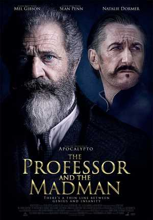 The Professor and the Madman - Biographical, Drama
