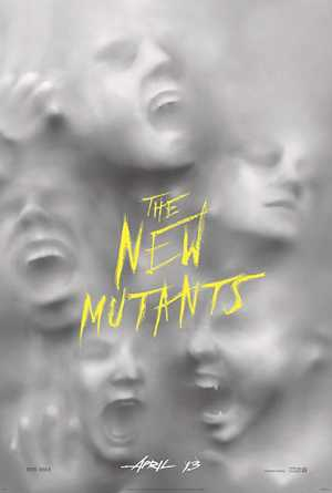 The New Mutants - Action, Horror, Science Fiction