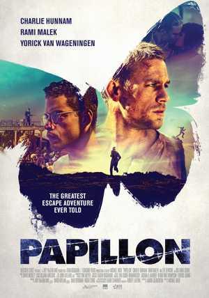 Papillon - Biographical, Crime, Drama