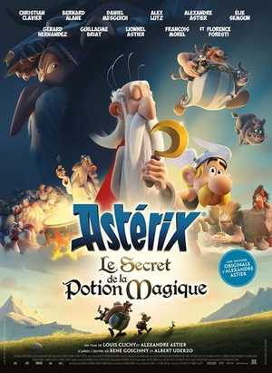 Asterix and the Secret of the Magic Potion - Animation (modern)