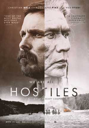 Hostiles - Drama, Western, Adventure