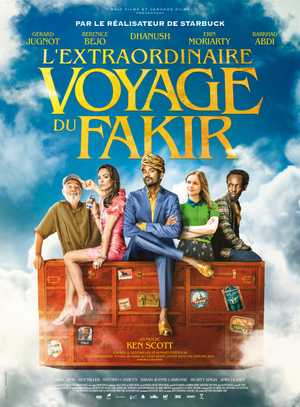 The Extraordinary Journey of the Fakir - Comedy, Adventure