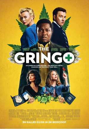 The Gringo - Thriller