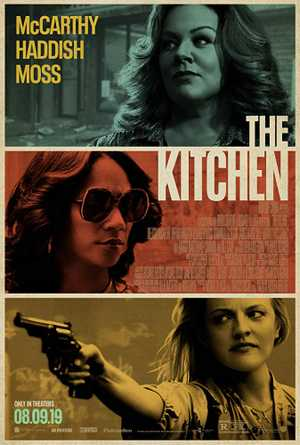 The Kitchen - Action, Thriller