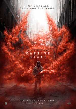 Captive State - Science Fiction, Thriller