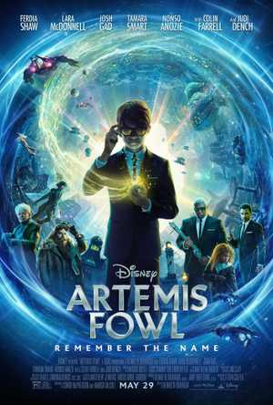 Artemis Fowl - Family, Action, Adventure