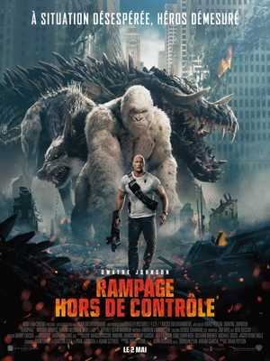 Rampage: Big Meets Bigger - Action, Adventure