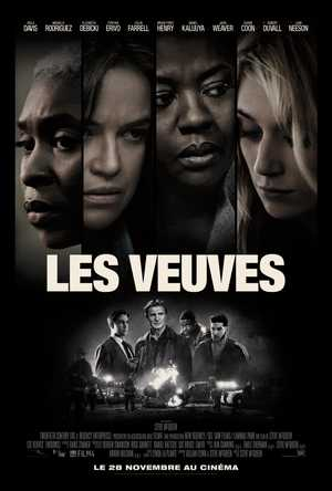 Widows - Thriller, Drama
