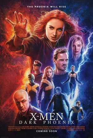 X-Men : Dark Phoenix - Action, Adventure