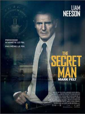 The Secret Man - Mark Felt - Crime, Thriller