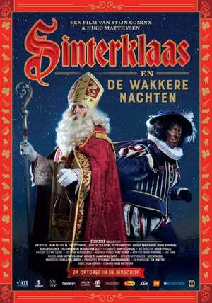 Sinterklaas en de Wakkere Nachten - Family