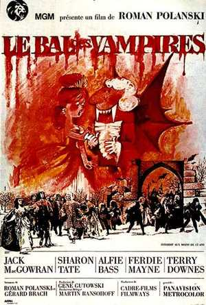 The Fearless Vampire Killers - Comedy