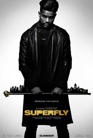 Superfly - Action, Crime, Thriller