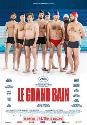 Le Grand Bain - Comedy, Melodrama