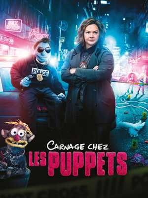 The Happytime Murders - Crime, Comedy