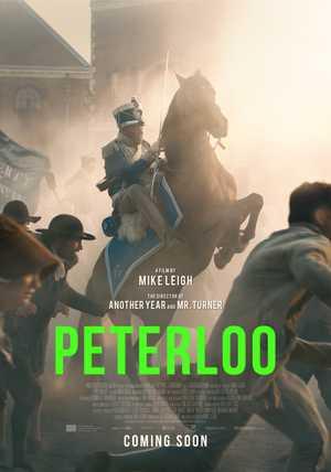 Peterloo - Drama