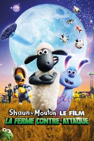 A Shaun the Sheep Movie: Farmageddon - Animation (modern)