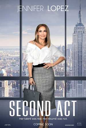Second Act - Romantic comedy