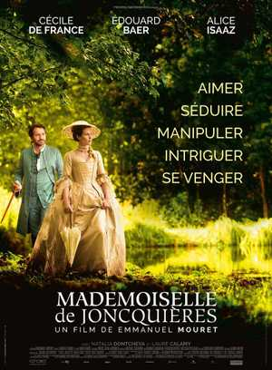 Mademoiselle de Joncquières - Drama