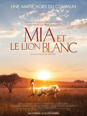 Mia et le Lion Blanc - Family, Adventure
