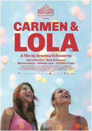 Carmen et Lola - Drama, Romantic