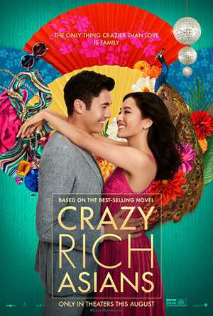Crazy Rich Asians - Comedy, Romantic comedy