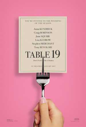 Table 19 - Comedy, Romantic comedy