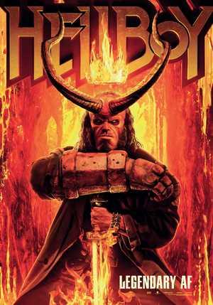 Hellboy - Action, Fantasy, Adventure