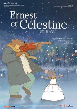 Ernest et Célestine en Hiver - Animation (classic style), Animation (modern)