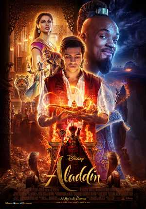 Aladdin - Family, Fantasy, Adventure