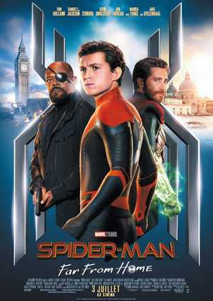 Spider-Man: Far From Home - Action, Comedy, Adventure