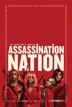 Assassination Nation - Crime, Drama, Comedy