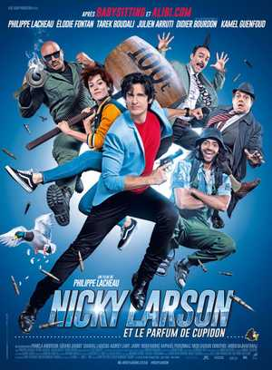 Nicky Larson - Crime, Comedy