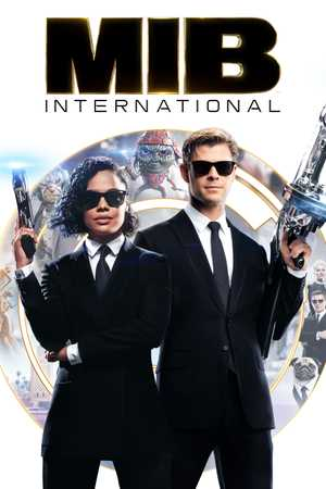 Men in Black International - Action, Comedy