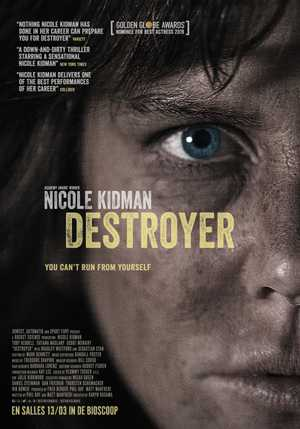 Destroyer - Action, Crime, Drama