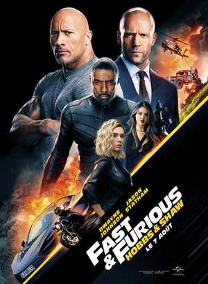Fast & Furious : Hobbs & Shaw - Action, Adventure