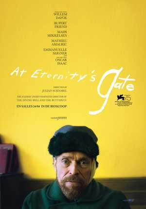 At Eternity's Gate - Biographical, Drama