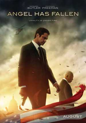 Angel has Fallen - Action, Thriller