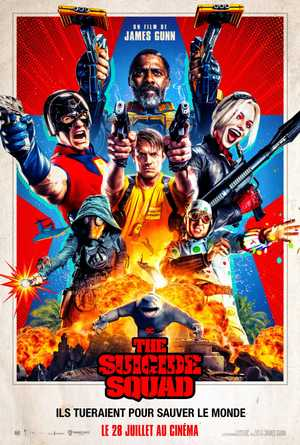 The Suicide Squad - Action, Adventure