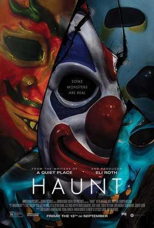 Haunt - Horror, Thriller