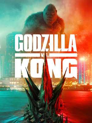 Godzilla vs Kong - Science Fiction, Adventure