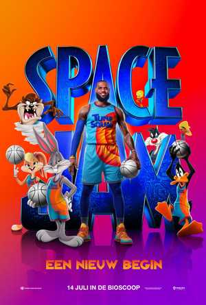 Space Jam 2 - Family, Adventure, Animation (modern)