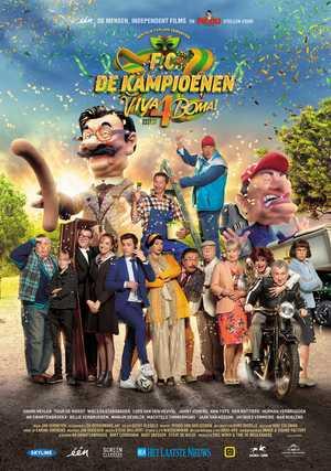 FC de Kampioenen 4 : Viva Boma - Family, Comedy